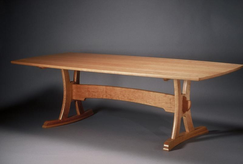 Cypress. Dining Table sold - Keith Gotschall - Furniture
